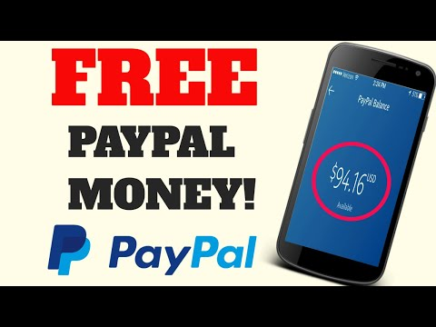 Free Paypal Money 2020 Paypal