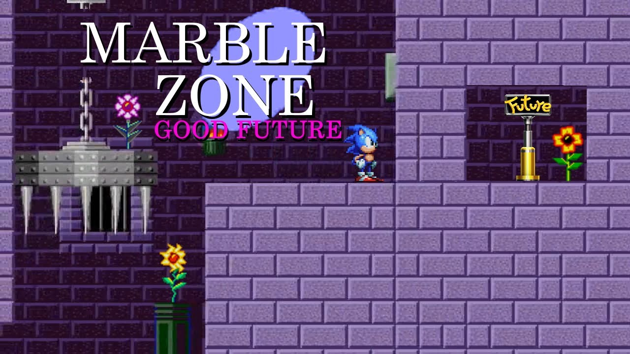 Marble Zone Act 3 Good Future Remix Sonic The Hedgehog Youtube
