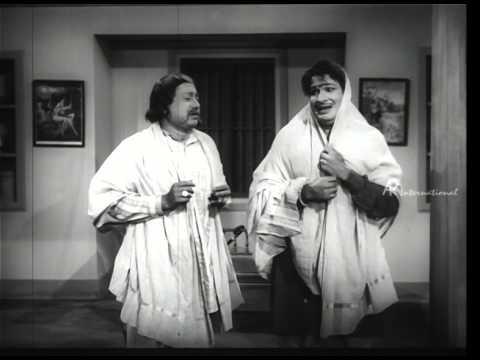 Ramu | Tamil Movie Comedy | Gemini Ganesan | K.R.Vijaya