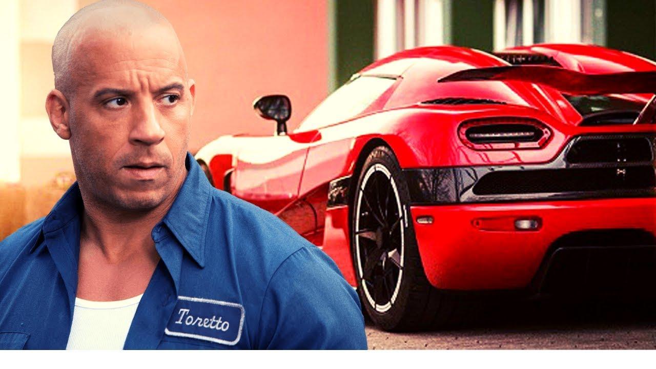 Vin Diesel Car Collection $10,500,000 Million Car ...
