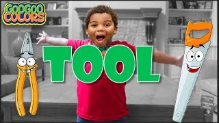 Goo Goo Gaga Learns How To Spell Tool! Pretend Play Stories & More!