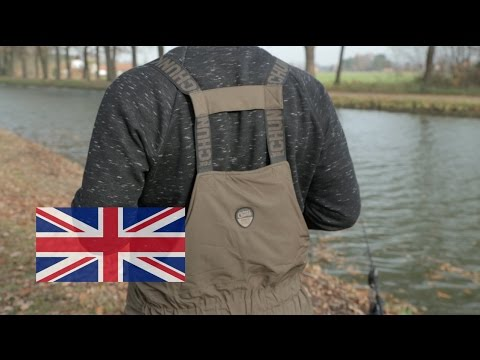 ***CARP FISHING TV*** Fox Chunk Sherpa-Tec Salopettes