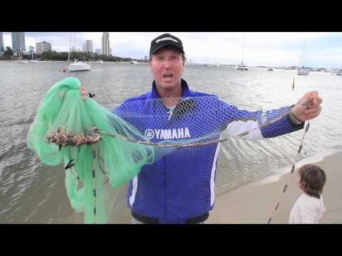 How to use a casting net - SHIMANO FISHING