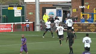 Highlights: Dover Athletic 2-0 Maidenhead United