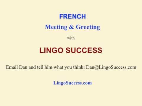 French basic greetings repeat out loud youtube french basic greetings repeat out loud m4hsunfo