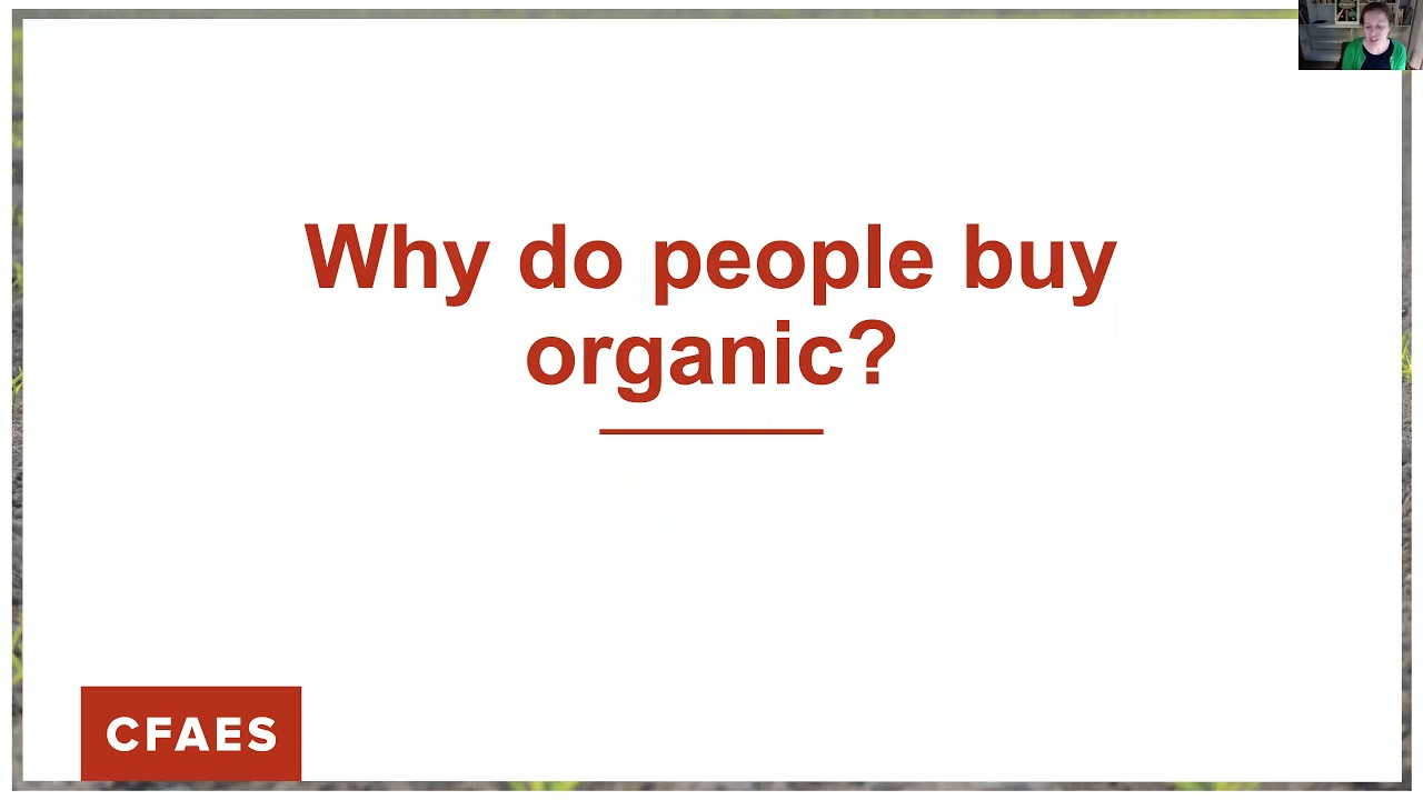 Ohio State Organic Food and Farming Education and Research (OFFER) Winter Webinar Series