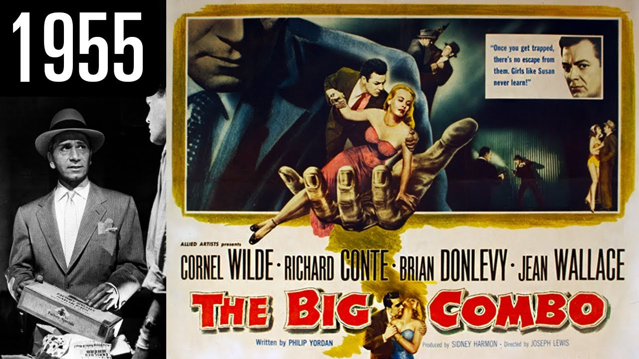 Download The Big Combo - Full Movie - GREAT QUALITY (1955)
