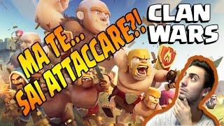 SASI', MA TE SAI ATTACCARE?! - Clash Of Clans ITA