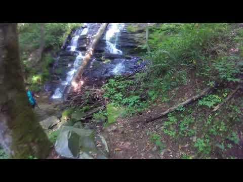 Thomas Divide / Deeplow Gap / Mingus Creek Trail