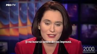 23 de ani pentru Andreea Esca la pupitrul Stirile PRO TV in 2 minute