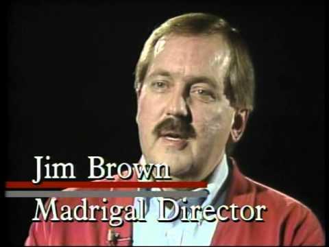 Bowling Green (Ohio) High School Madrigal Singers - Breathe On Me Breath Of God - 1990
