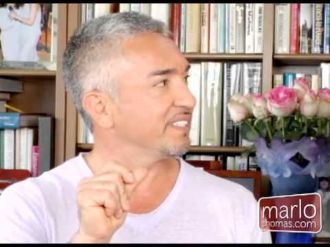 Cesar Millan With Marlo Thomas