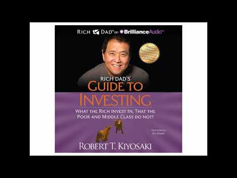 Rich Dad's Guide To Investing - Robert Kiyosaki (Audiobook Part 1)