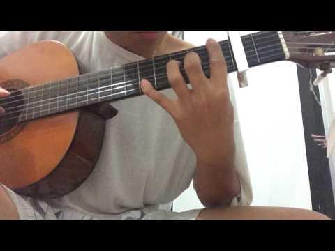 Paman Datang Guitar Cover ( Simple ) LOL