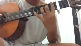 Paman Datang Guitar Cover ( Simple ) LOL