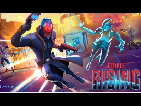 [Android/iOS] Royale Rising Beta Gameplay (by Gameloft) - 동영상