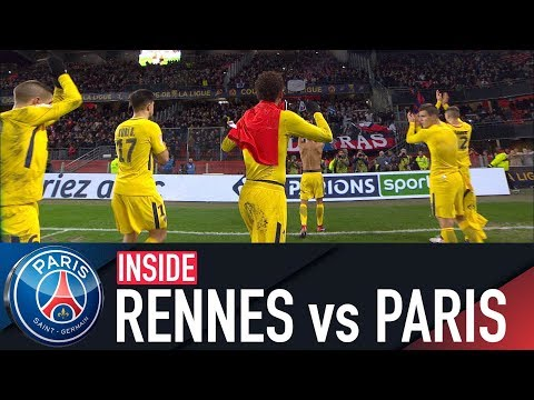 INSIDE - RENNES 2-3 PARIS SAINT-GERMAIN