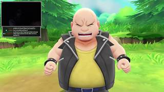 Pokemon Let's Go Casual - Pa loca tú, gorda {Parte 10}