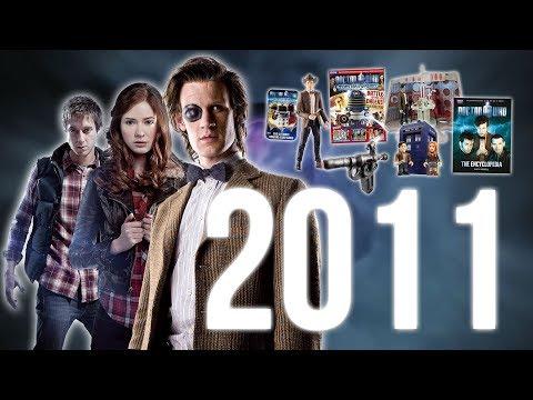 10 Years a Doctor Who Fan: 2011
