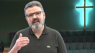 Diário de um Pastor com o Reverendo Marcelo Pinheiro - Mateus 19:13-15 - 22/04/2021