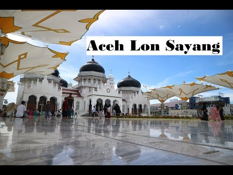 Wonderful Indonesia | Going around Banda Aceh city, The capital of Aceh province