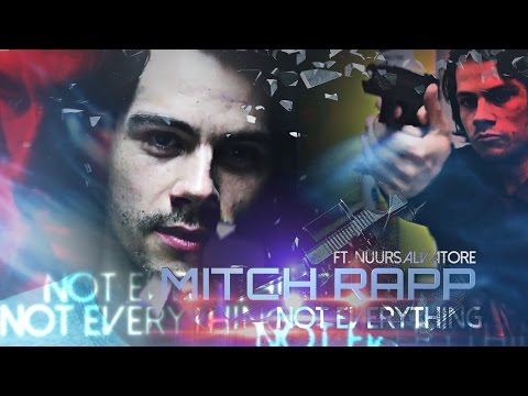 Thumbnail: ❖ MITCH RAPP | Not Everything. [ft. Nuur Salvatore]