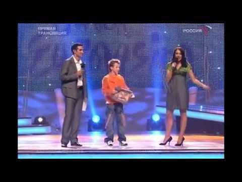 Junior Eurovision 2008 FINAL Детское Евровидение 2008 финал