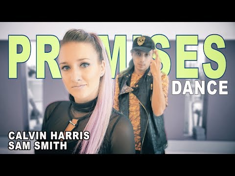Calvin Harris, Sam Smith - Promises Dance - Patman Crew Choreography