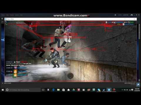 Garry's Mod Zombie Survival Obj Rescape Massacre
