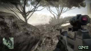 Battlefield Bad Company 2 PC Gameplay (GTX 260) 1080p HD