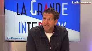 """""""La cuisine, c'est ma vie"""", les confidences du chef Alexandre Mazzia dans La Grande Interview"""