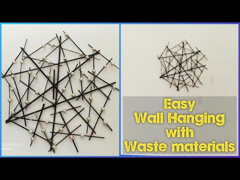 diy-💡|-easy-wall-decoration-ideas-|-room/home/bedroom/living-room-decor-💡|-best-of-waste-|-shihera