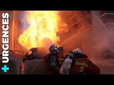Marins-pompiers de Marseille : l'unité d'élite au coeur de l'urgence