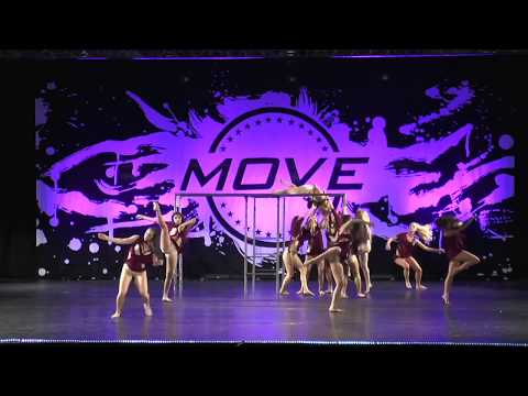 """""""Hanging by a Thread"""" - Mather Dance Company"""
