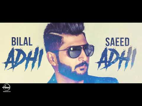 Adhi Adhi Raat ( Full Audio Song ) | Bilal Saeed | Twelve | Speed Classic