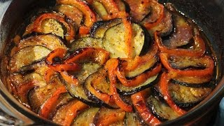 Oven-baked Ratatouille Video Recipe