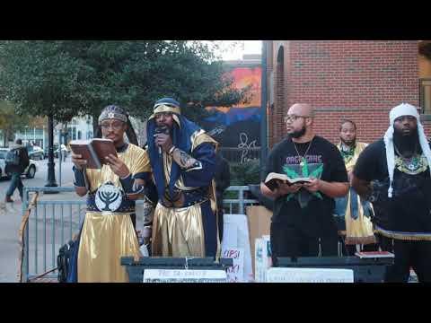 Hebrew Israelites Blaze Raleigh NC Pt5!