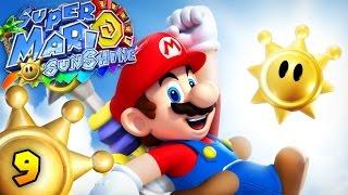SUPER MARIO SUNSHINE : Episode 9 | C'est trop dur ! - Let's Play