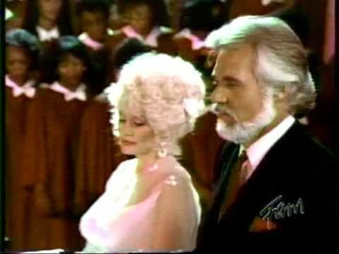 Kenny And Dolly Christmas.Kenny Dolly Once Upon A Christmas Youtube