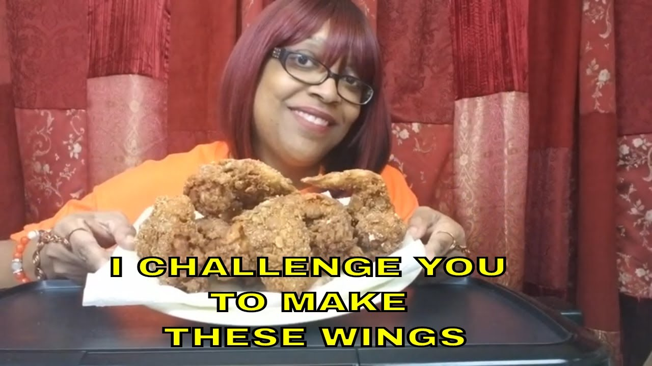 FOOD REVIEW ON SNOOP DOGG POTATO CHIP FRIED CHICKEN WINGS ...