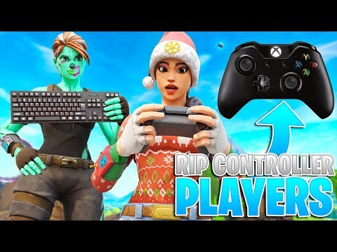 Fortnite Is CHEATING Console Players! Here's How... (Console Fortnite - PS4 + Xbox)