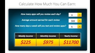 Appcoiner Review | Make Money Testing Apps On Your Smartphone | Working From Home | No Scam