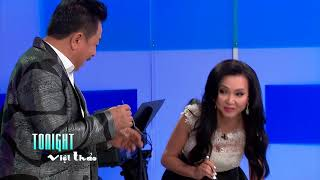 """""""Ca sĩ PHI KHANH"""" in """"TONIGHT WITH VIỆT THẢO"""" on VFTV 2034 and SCHANNEL 56.6 – TEASER."""