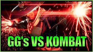 SonicFox - OD Raiden Matches Vs Kombat【Mortal Kombat 11】