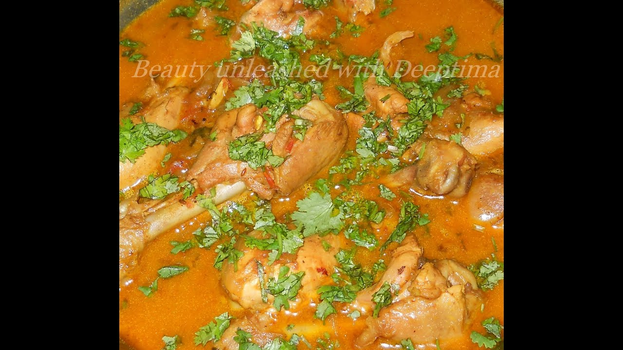 how to make butter chicken recipe video download