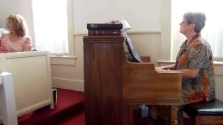 """"""" Follow, I Will Follow Thee """" . Kathy, Piano"""
