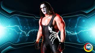 "WCW/WWE Sting ""Crow"" Theme Song [Download] [HD]"