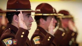 Minnesota State Patrol Opts For Online Graduation