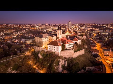 Veszprém - Hungary - The city of queens - 4K