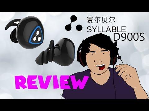 Review Syllable D900S Los Audifonos Perfectos para Ejercitarse!